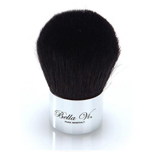 Bella Vi Kabuki Short Synthetic Brush