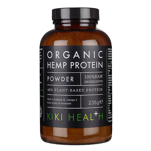 Kiki Organic Health Hemp Powder 235 g