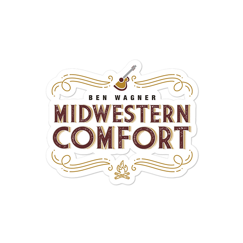 MIDWESTERN COMFORT stickers