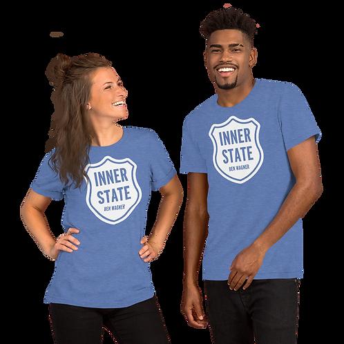 INNER STATE Short-Sleeve Unisex T-Shirt