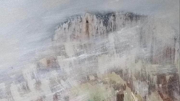 HENCLOUD mist, Oil   SOLD