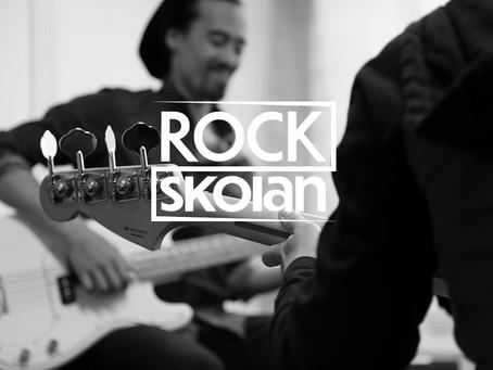 ROCKSKOLAN New Client!