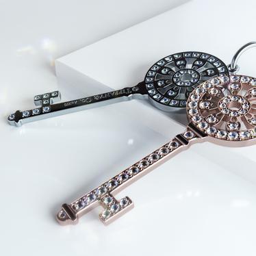Tiffany & Co. Key Modeling