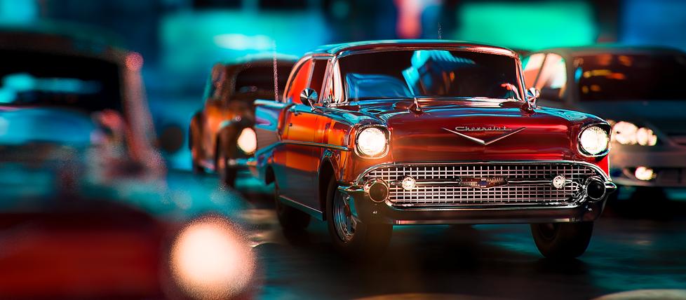 1957 Chevrolet bel
