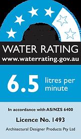 Jamie J Generic Water Rating 6.5L_2018.p
