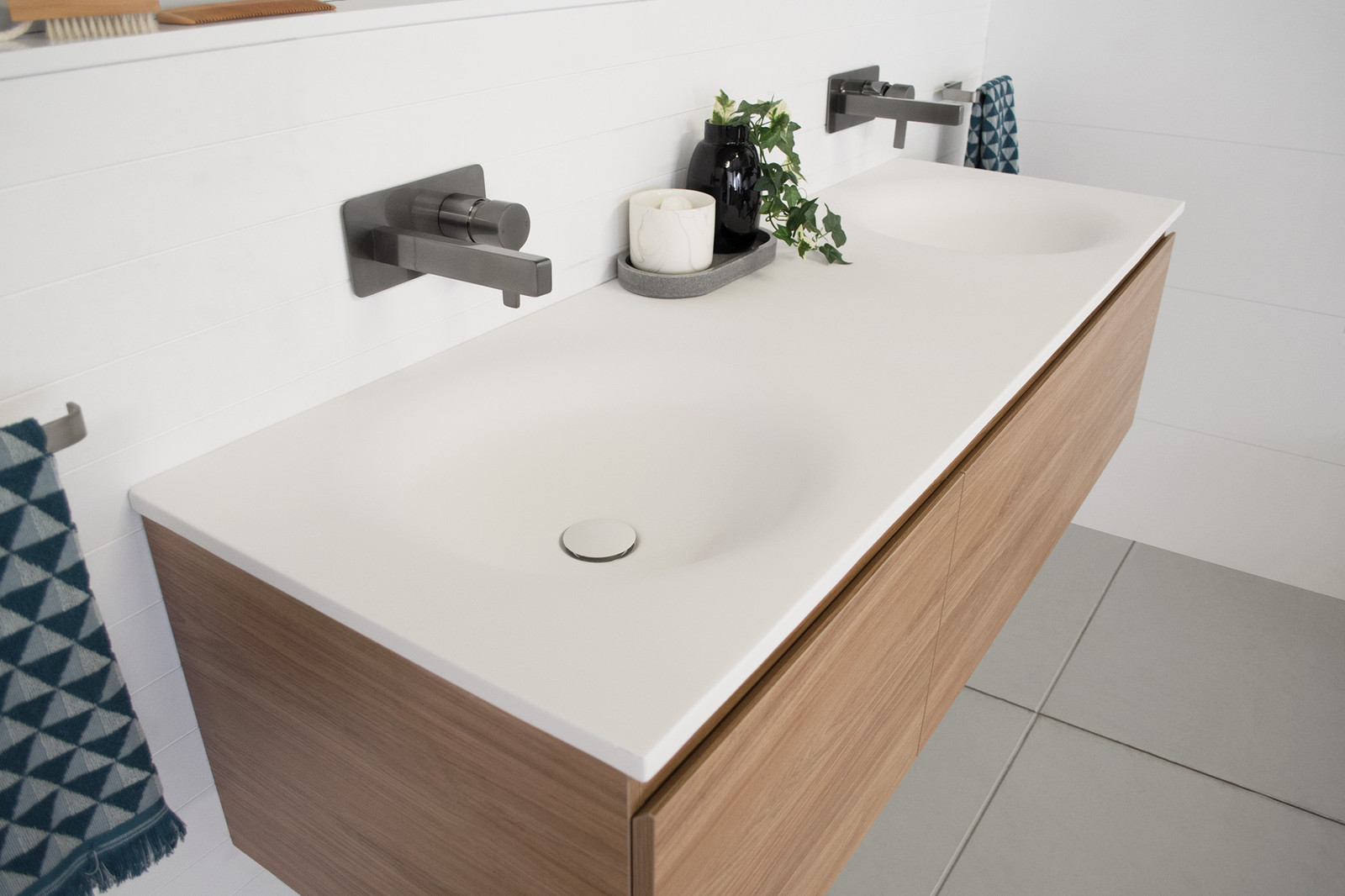 Snow Vanity Architectural Designer Products