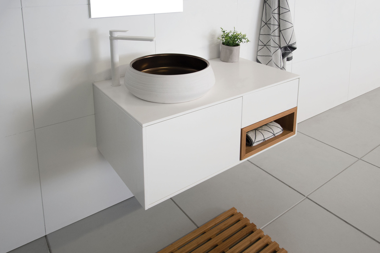 Box Vanity Architectural Designer Products