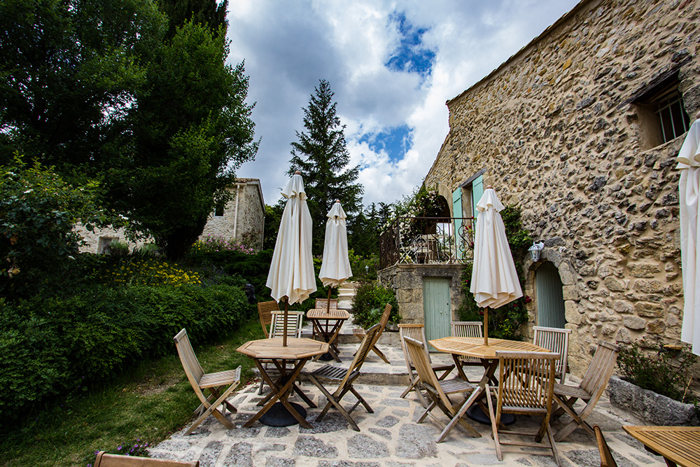 Le Cyprès Terrasse