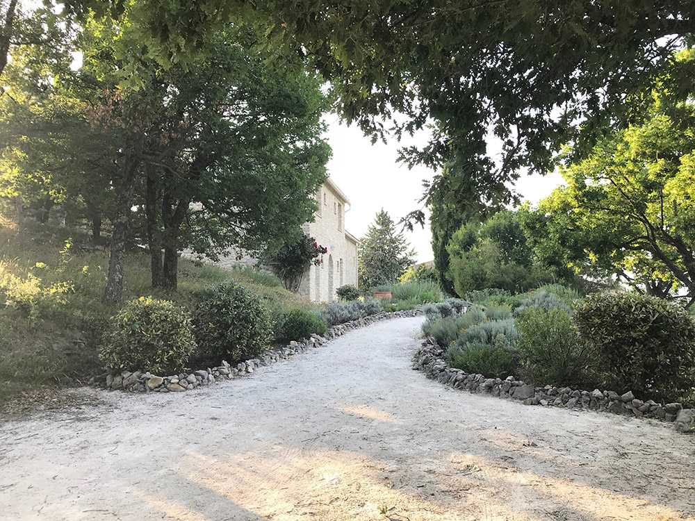 Le Cyprès Walkway