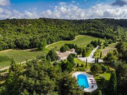 La Combette with Pool