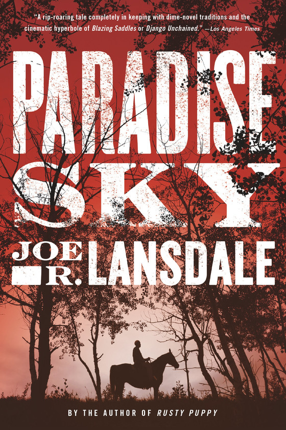 On Westerns & Race: An Interview With Joe R. Lansdale