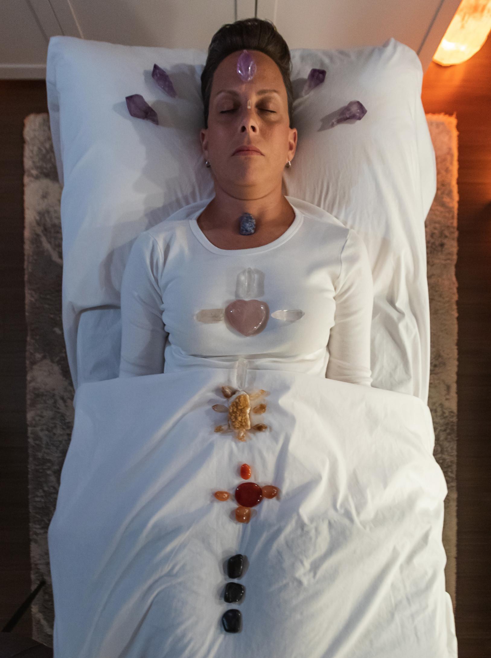 Transpersonal Crystal Healing