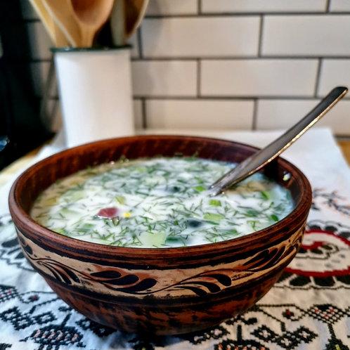 Okroshka (Cold Soup)