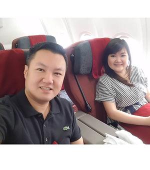 Coach Yusman Clients - Eddy dan Nini (1)