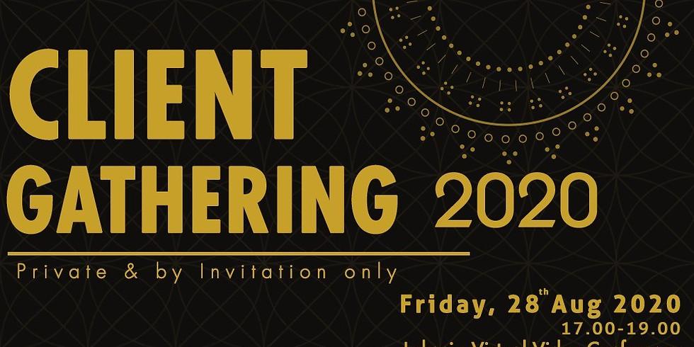 Client Gathering 2020