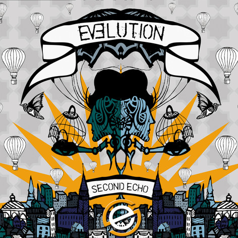 EVELUTION Cover - Second Echo