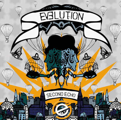 EVELUTION Cover - Second Echo