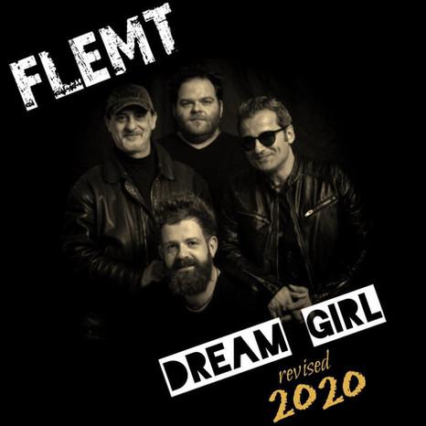 FLEMT Dream Girl Cover art 2020 - 3000x3