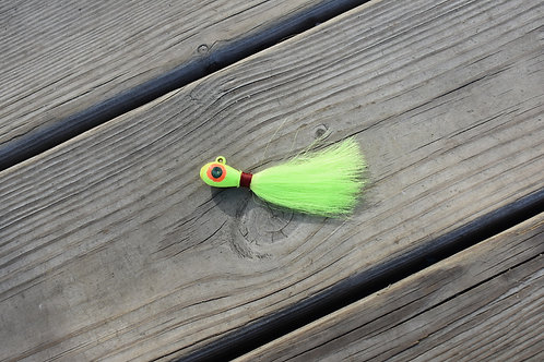 Egg Head Bucktail