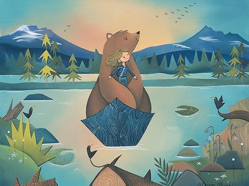 #75 Sparks Lake– Art Print