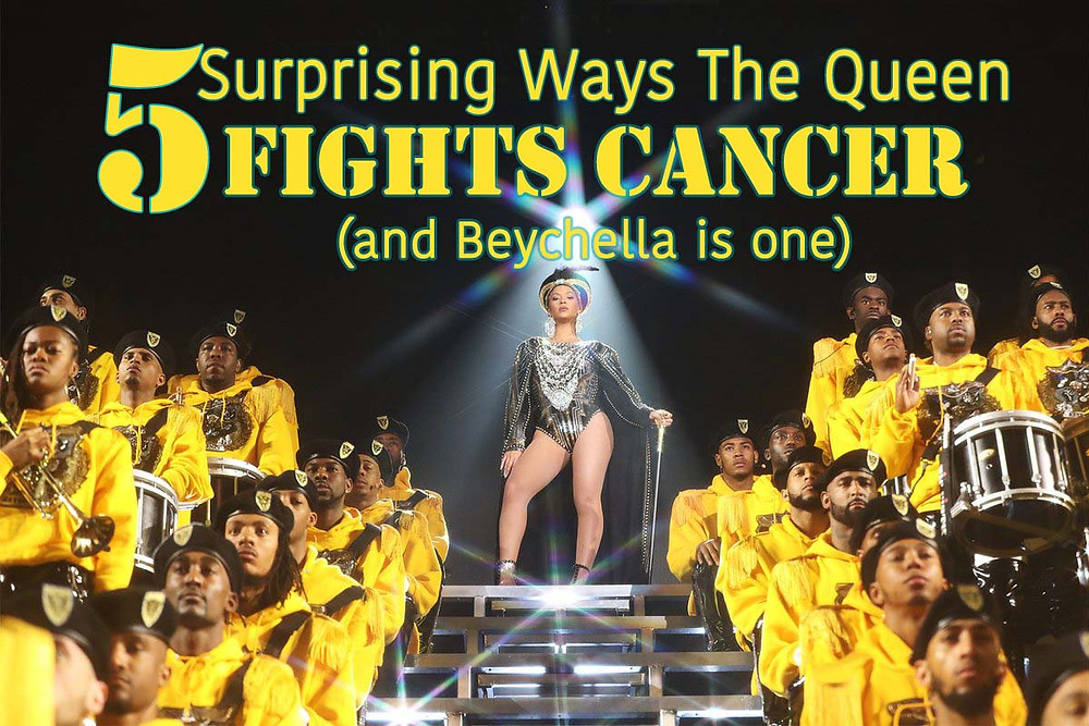 How Beyonce Fights Cancer