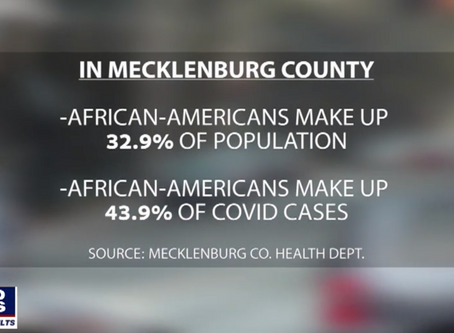 Numbers show African-American community, young people disproportionately affected by COVID-19