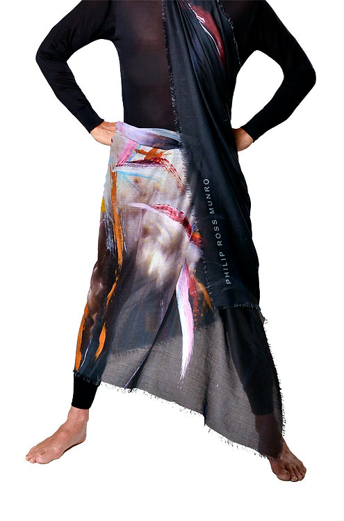 The Abdication Sarong • SRG  WPW 1-701