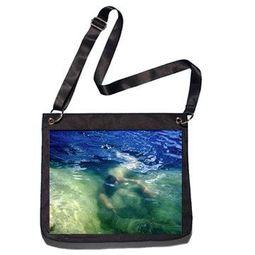 Flat Messanger Bag