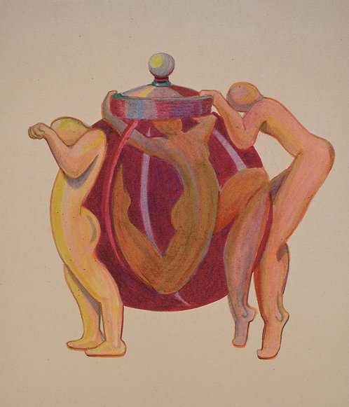 The Carriage Pot
