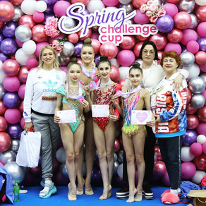"""""""Spring Challenge Cup"""" 2021"""