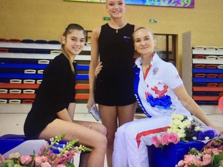 Мастер Класс в Новогорске  С Чемпионкой Мира Александрой Солдатовой