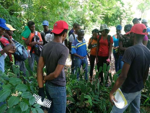 Stage de formation au JBC, un processus d'orientation vers le développement durable