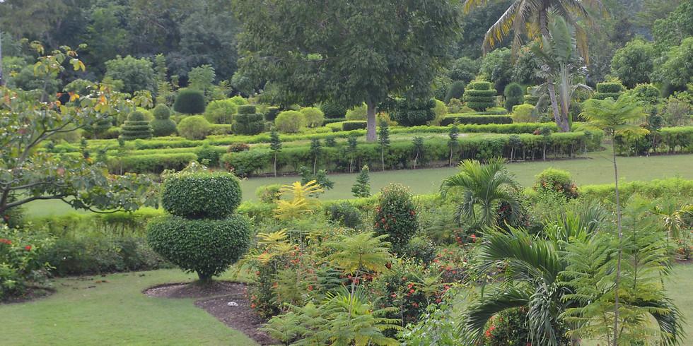 Formation sur la Creation et Gestion de Jardins Botaniques et Parcs Zoologiques