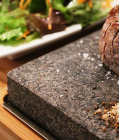 Hot Stone Steak