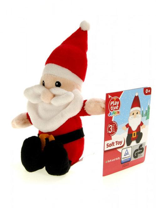 "Мягкая игрушка ""Санта Клаус"" Play tive"