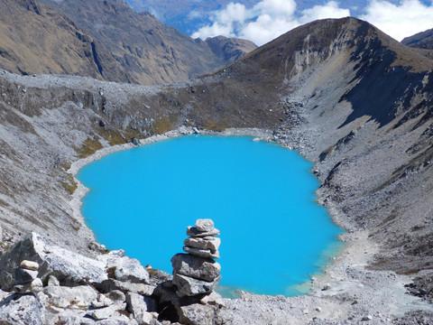 PERÚ: Trekking Salkantay, día 2