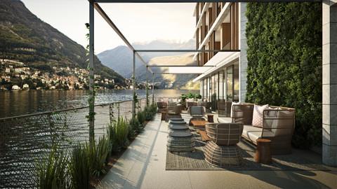 ITALIA: Il Sereno, Lago di Como