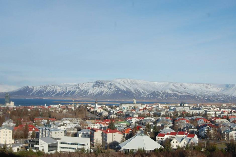 ISLANDIA: Reykjavik, casi me matas de todo menos de amor