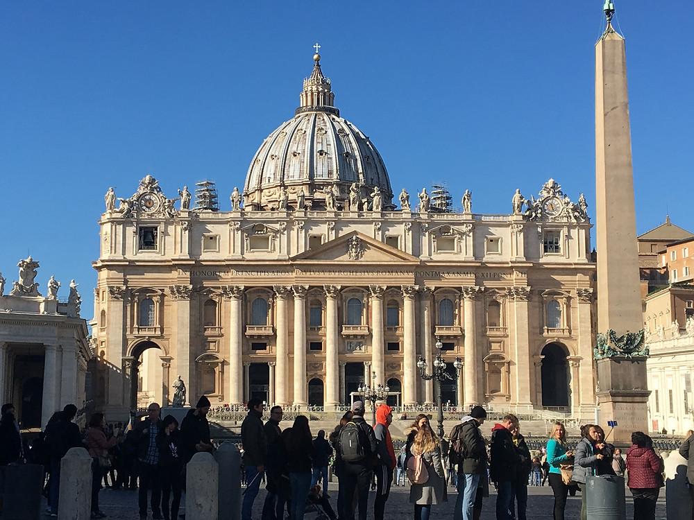 Vaticano, mi amor.