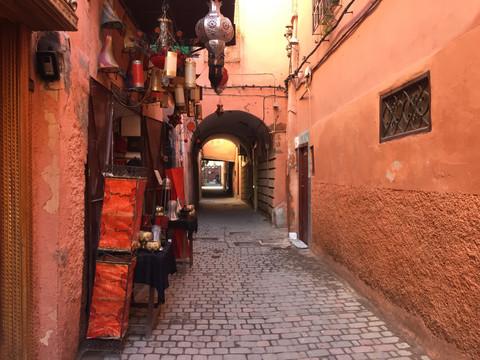 MARRUECOS: De cuando pisé África por primera vez