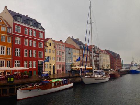DINAMARCA: Sobre felices contratiempos y Copenhague…