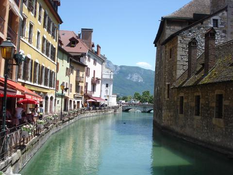 FRANCIA: El lugar más bonito del mundo, Annecy