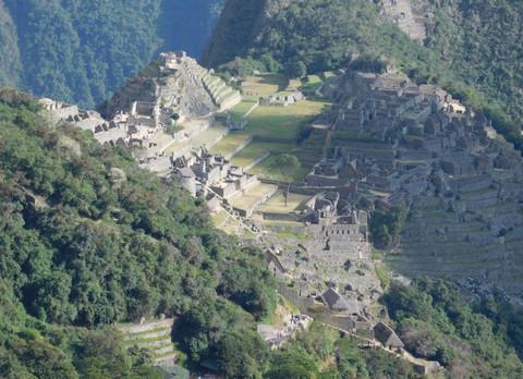 PERÚ: Machu Picchu checked!