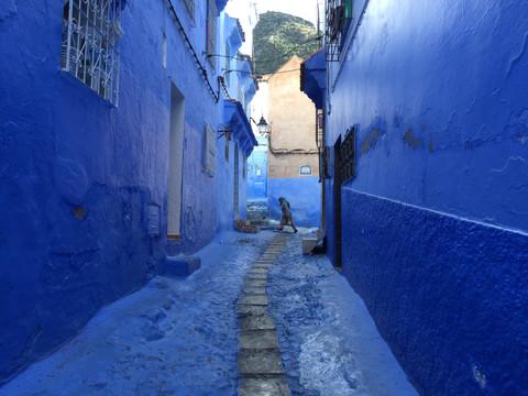 MARRUECOS: Chefchaouen, amor azul