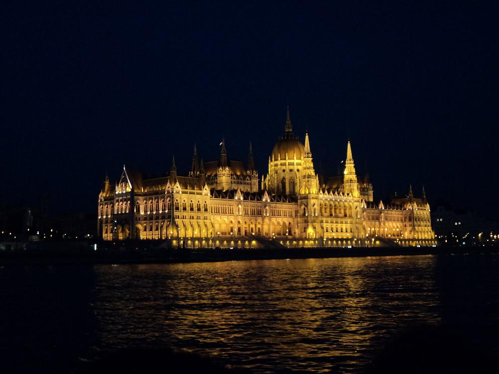 Hungría, mi amor.