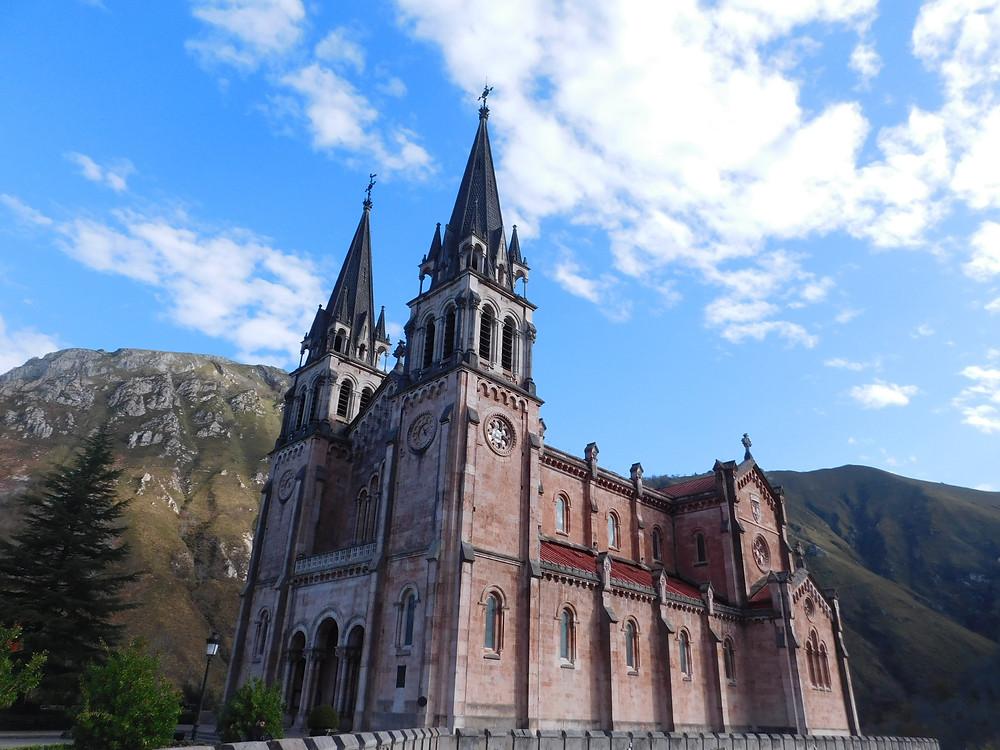 Santuario de la Covadonga