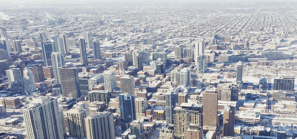 Chicago desde las alturas