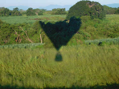 COLIMA: Viajes en globo