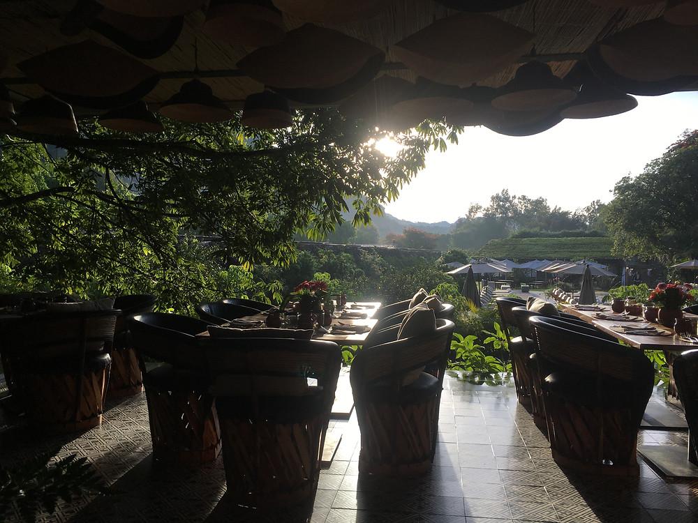 Restaurante Mesa de Origen