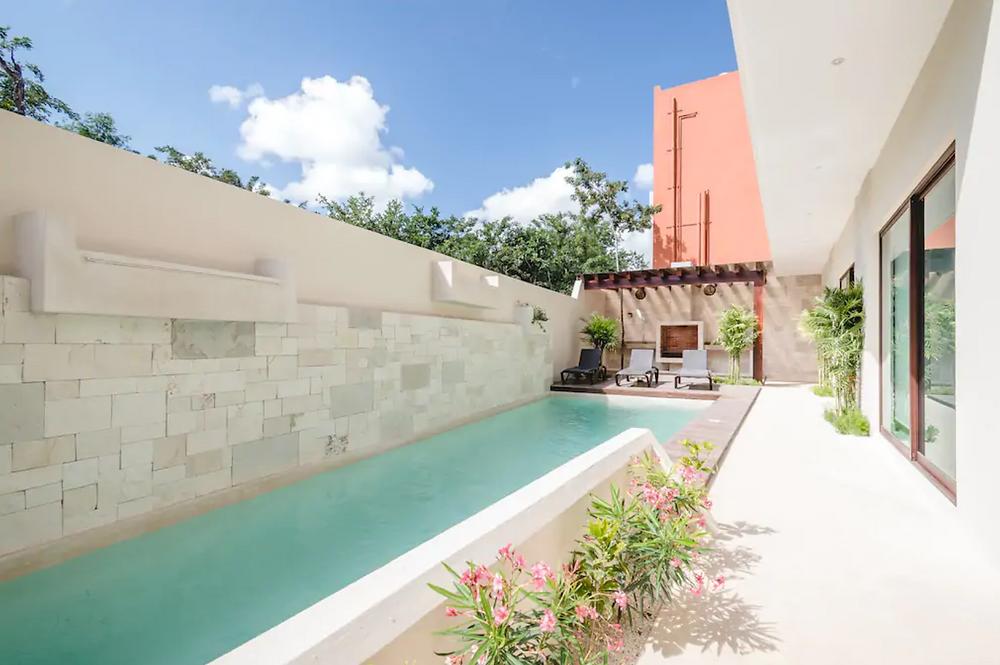 Casa Yaakunah, airbnb en Tulum